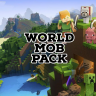⭐️World Mob Pack⭐️| 100% Optimized | Improved Vanilla Mobs